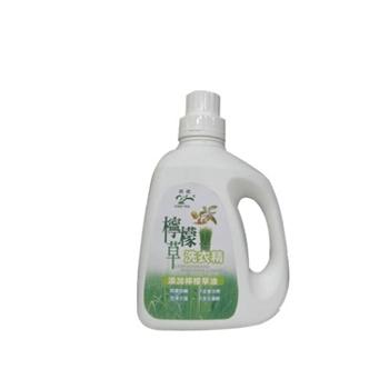 綺緣無患子檸檬草全效洗衣精(1瓶+9包)超值組