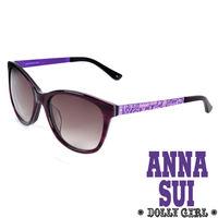 Anna Sui Dolly Girl系列 洋娃娃元素款‧紫~DG804703~
