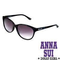 Anna Sui安娜蘇Dolly Girl系列復古印花圖騰款DG811001‧黑