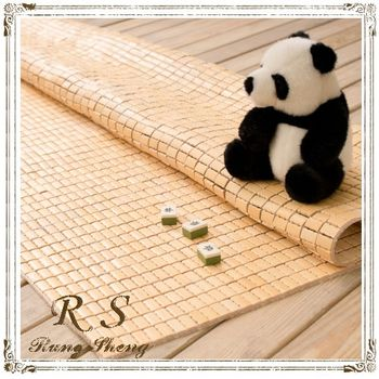 【Rung Sheng】冰鎮特細粒麻將涼蓆-單人