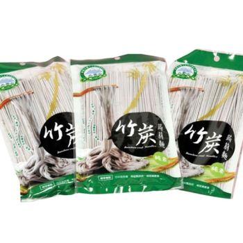 【大雪山農場】竹炭蒟蒻麵(250gx6包)