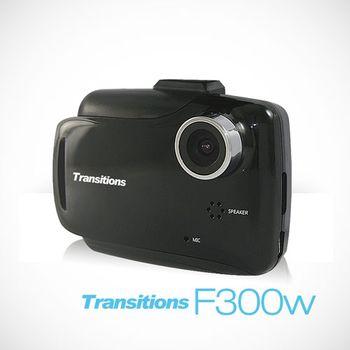 全視線F300w新一代國民機1080P行車紀錄器送16G TF卡