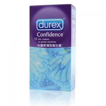 杜蕾斯DRUEX衛生套 超薄 12入