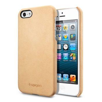 iPhone 5/5S SGP 經典真皮背蓋