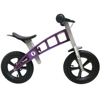 【FirstBike】德國設計-兒童滑步車/學步車(越野薰衣草紫)