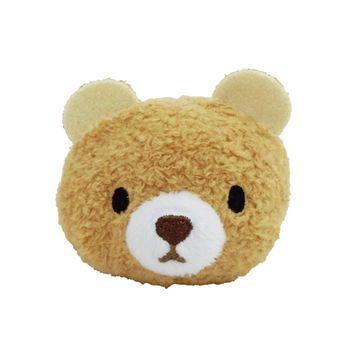 【UNIQUE】動物樂園公仔螢幕擦護腕墊 小棕熊