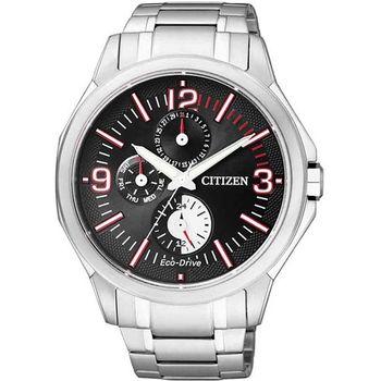CITIZEN Eco-Drive重擊防線腕錶AP4000-58E
