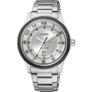 CITIZEN Eco-Drive時尚都會女錶FE1094-65A