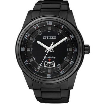 CITIZEN Eco-Drive時尚都會腕錶AW1284-51E
