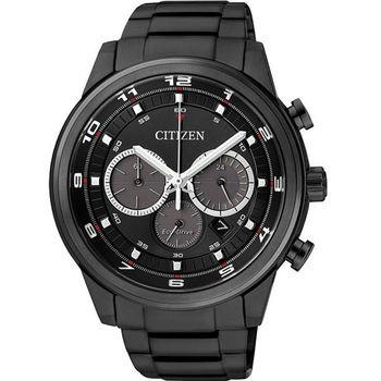 CITIZEN Eco-Drive率性雅爵腕錶CA4035-57E