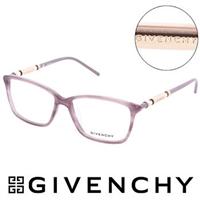 GIVENCHY 法國魅力紀梵希都會玩酷系列光學眼鏡(粉紫)
