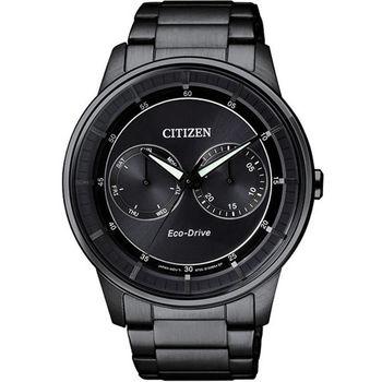 CITIZEN Eco-Drive率性爵士腕錶BU4005-56H