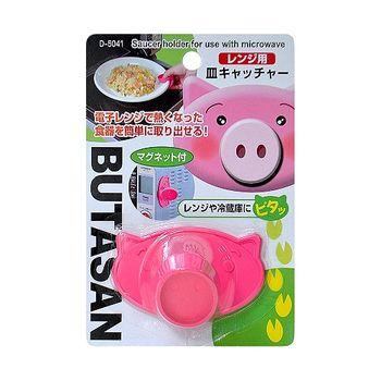 【日本sanada】隔熱取盤夾+止滑開罐器(3件組)
