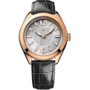 Tommy Hilfiger都會雅緻時尚腕錶玫塊金M1781365