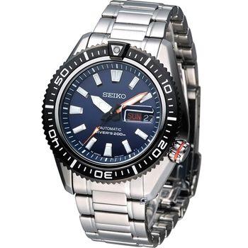 SEIKO 專業潛水運動機械錶 4R36-02Z0B