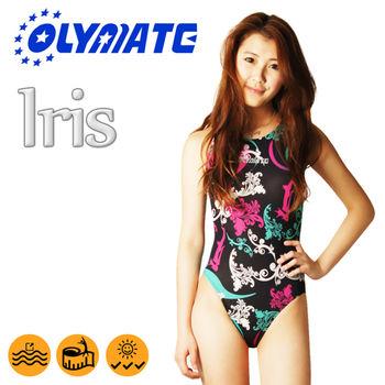 OLYMATE Iris 專業競技版女性泳裝