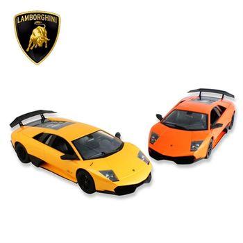 【Toy F1】1:14 藍寶堅尼 LP670-4 遙控車