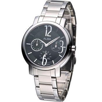 ALBA Lady 東方情人時尚腕錶 VD75-X031D