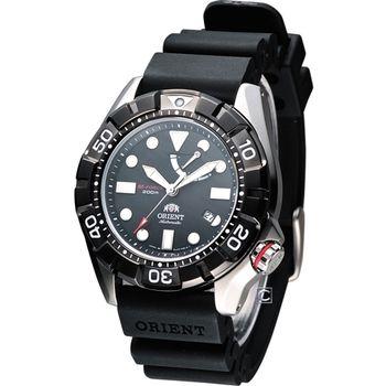 ORIENT 怒海潛將 200M潛水機械錶 SEL03004B