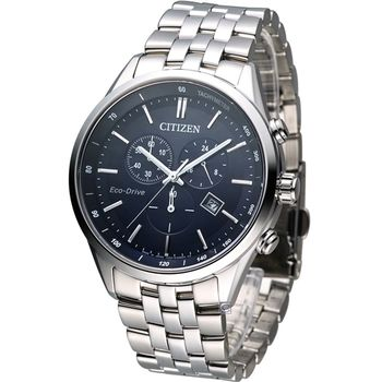 CITIZEN 科技百搭計時腕錶 AT2140-55L