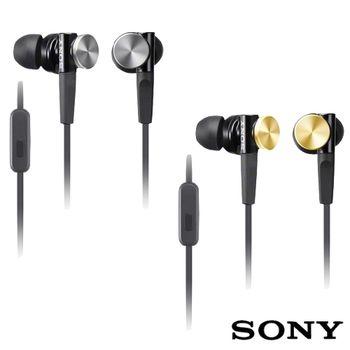 SONY MDR-XB70AP 智慧型手機線控入耳式立體聲耳機