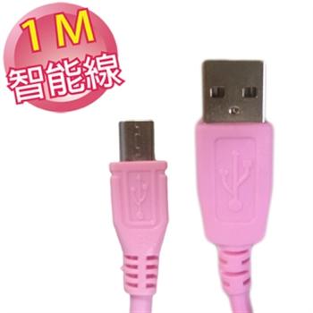手機智能充電傳輸線(三星 SONY HTC 小米機)