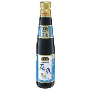黑龍蒸魚蔭汁(400mlx6瓶)-家庭料理組