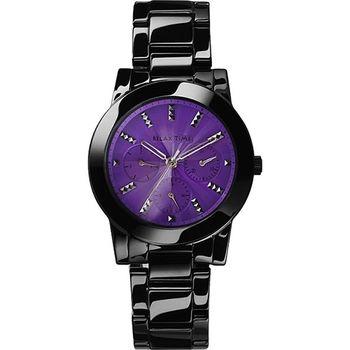 RELAX TIME 繽紛色彩日曆時尚腕錶RT-52-8