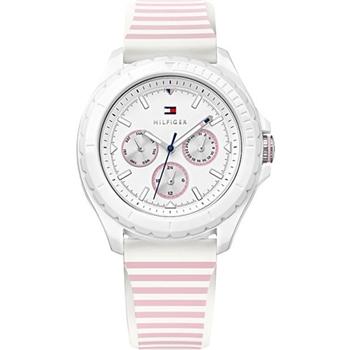 TOMMY HILFIGER 休閒時尚日曆腕錶M1781426