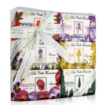 Nesti Dante  義大利手工皂-天然花妍禮盒150g×6入