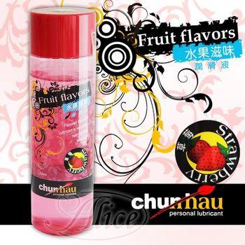 台灣 Chunhao Fruit flavors 水果滋味潤滑液 -