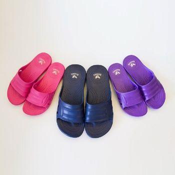 【EVA】室內室外浴室沙灘萬用拖鞋6雙特惠組-台灣製