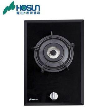 【豪山】SB-1020單口玻璃檯面爐