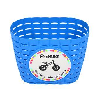 【FirstBike】 兒童滑步車/學步車 原廠車前小籃子-藍