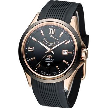ORIENT 東方動力顯示機械腕錶 FFD0K001B
