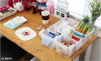【菜籃子】創新 冰箱廚房收納盒小4入