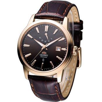 ORIENT 動力顯示機械腕錶 FFD0J001T