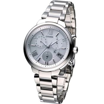 CITIZEN xC 【鈦】輕盈時尚光動能腕錶FB1330-55A