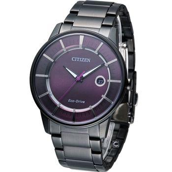 CITIZEN 駭客任務時尚錶 AW1264-59W