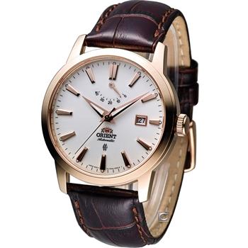 ORIENT 動力顯示機械腕錶 FFD0J001W