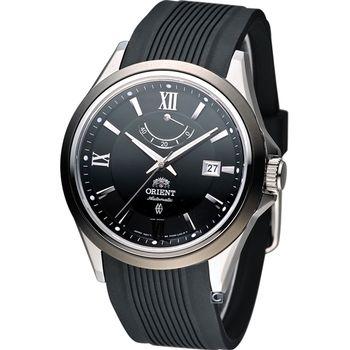 ORIENT 東方動力顯示機械腕錶 FFD0K002B