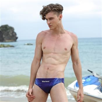 【≡MARIUM≡】大男競賽型泳褲(MAR-4102)