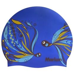 矽膠泳帽-沉魚落雁(MAR-46東森ehs01)