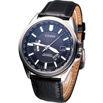 CITIZEN 優雅典範 時尚電波錶 CB0011-00E