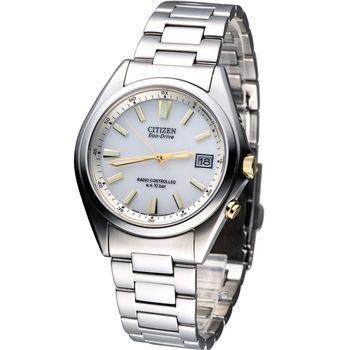 CITIZEN GENT'S 尊爵經典電波腕錶FRD59-2422