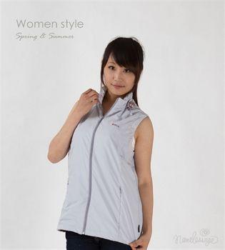 日本namelessage無名世代女款吸濕排汗抗UV多功能背心