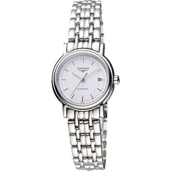 LONGINES Presence 優雅機械女錶L43214186