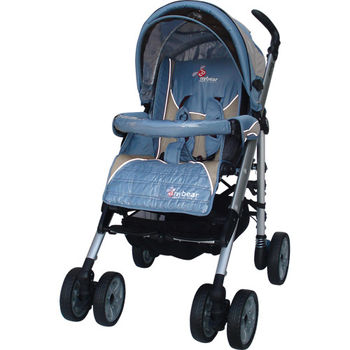 【湯尼熊Tony Bear】歐風RV時尚豪華嬰兒推車