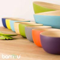 ~Bambu~竹風迷你小圓碗 - 歡聚四件組