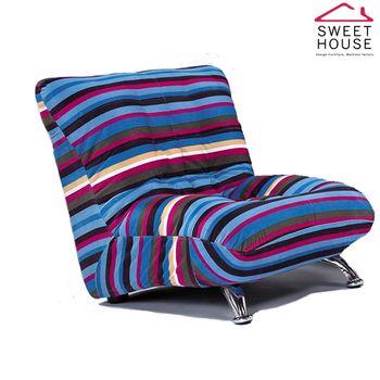 【甜美家】畢卡索舒適小沙發/和室椅(六種花色)